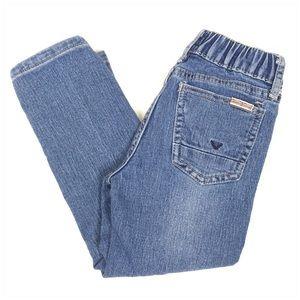 Hudson Slim Leg Toddler Boy Jeans 4T